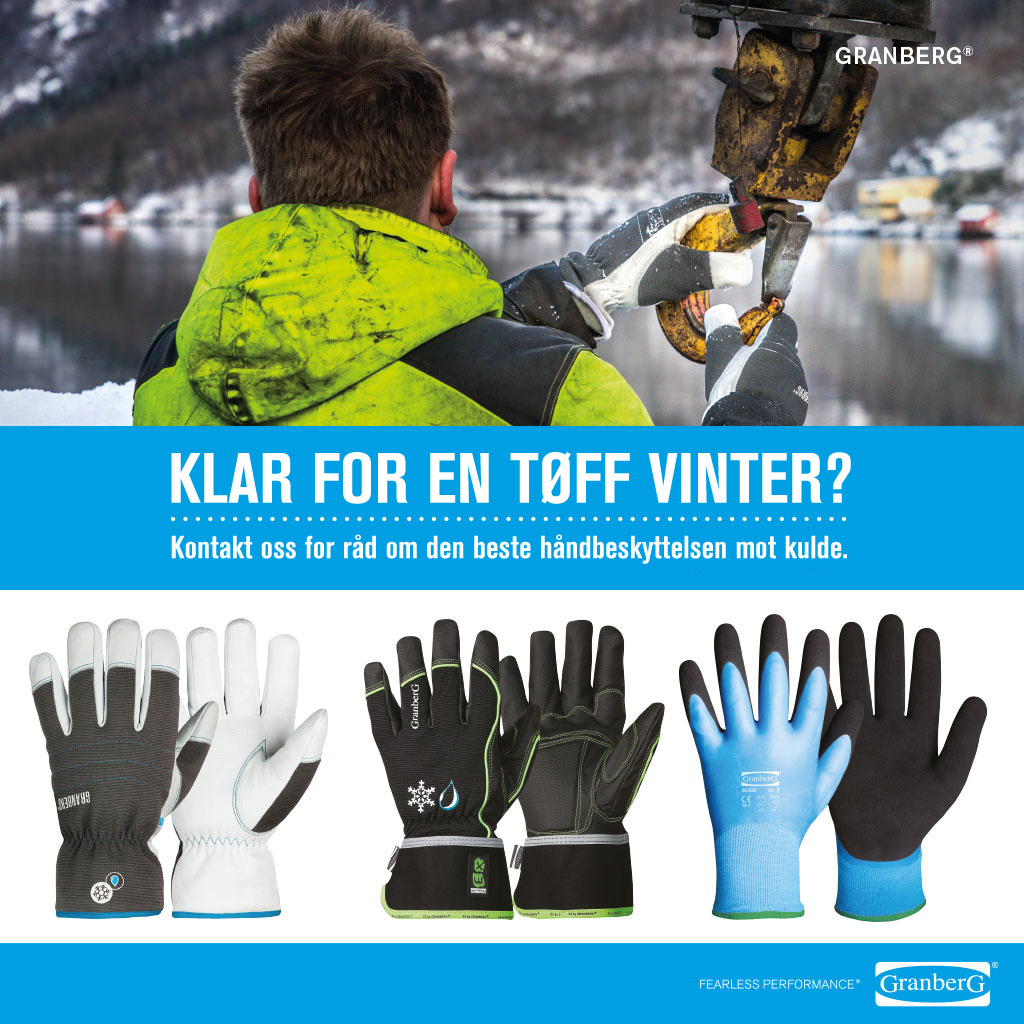 Klar for en tøff vinter?