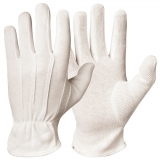 Vinyl/PVC Microdots Cotton Gloves