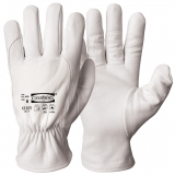 Goatskin, Fully Kevlar® Lined Cut and Heat Resistant Gloves