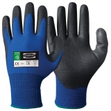 Special Nitrile Foam Coating Assembly Winter Gloves