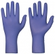 Soft Nitrile™, Powder Free, Accelerators Free, Indigo Colour, 29.5 cm Length Single-Use Gloves Magic Touch®