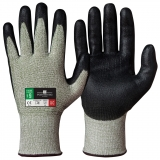 Typhoon® Fibre with Polyurethane Coating Cut Resistant Gloves Protector