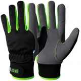 Assembly gloves EX®, MacroSkin Pro® with elastic polyester back with Velcro closure, unlined