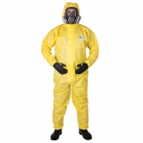 Chemical-Protective Coverall