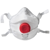 Disposable Respirator FFP3 NR D with valve