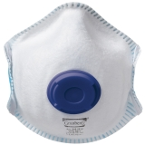 Disposable Respirator FFP2 NR D with valve