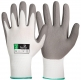 Latex Foam Coating, Liner Made of Bamboo® Fibre Assembly Gloves