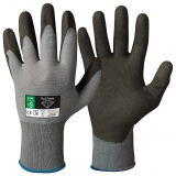 Special Vinyl/PVC Foam Coating Assembly Gloves Black Diamond