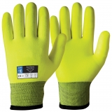 Special Vinyl/PVC Foam Coating, Hi-Viz™ Yellow Colour Assembly Winter Gloves Black Diamond