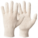 100% Cotton Knitted Gloves