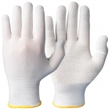 Latex Microdots and Lycra® Nylon Gloves