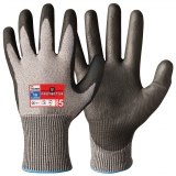 Mixed Fibres and Polyurethane Coating Cut Resistant Gloves Protector®