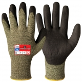 Patented Neoprene Coating Cut Resistant and Flame Retardant Gloves Protector®