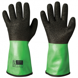 Cut And Chemical Resistant Vinyl Pvc Gloves Granberg