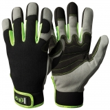 MacroSkin Pro® with Spandex® Back and Velcro Closure, Unlined Assembly Gloves EX®