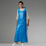 LDPE, 40 Microns Disposable Aprons