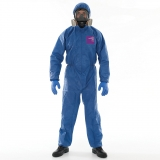 Type 5 and 6, Blue Protective Coverall Microgard® 1500
