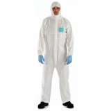 Type 4, 5 and 6, Anti-Static, Barrier to Radioactive Particulates and Pesticides Protective Coveralls Microgard® 2000TS