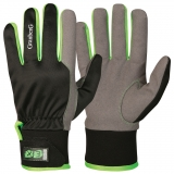 Assembly gloves EX®, MacroSkin Pro® with nylon back with Velcro closure, unlined