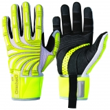 Cut 5 Impact Hi-Viz™ Protective Gloves, durable KR-Grip™ material in palm and fingers