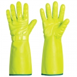 Impact and Chemical Protective Gloves, Para Aramid liner