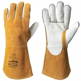 A Grade Cow Grain Leather, Fully Lined Welders's Gloves