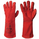 Cow Split Leather, Fully Lined Welders's Gloves