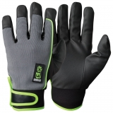 MicroSkin Shield® with Spandex® Back and Velcro Closure, Unlined Assembly Gloves EX®