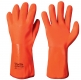Winter Lined Vinyl/PVC Chemical Resistant Winter Gloves Chemstar