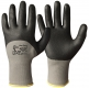 Fully Coated with Special Vinyl/PVC Foam Coating, Water-Proof Assembly Gloves Black Diamond