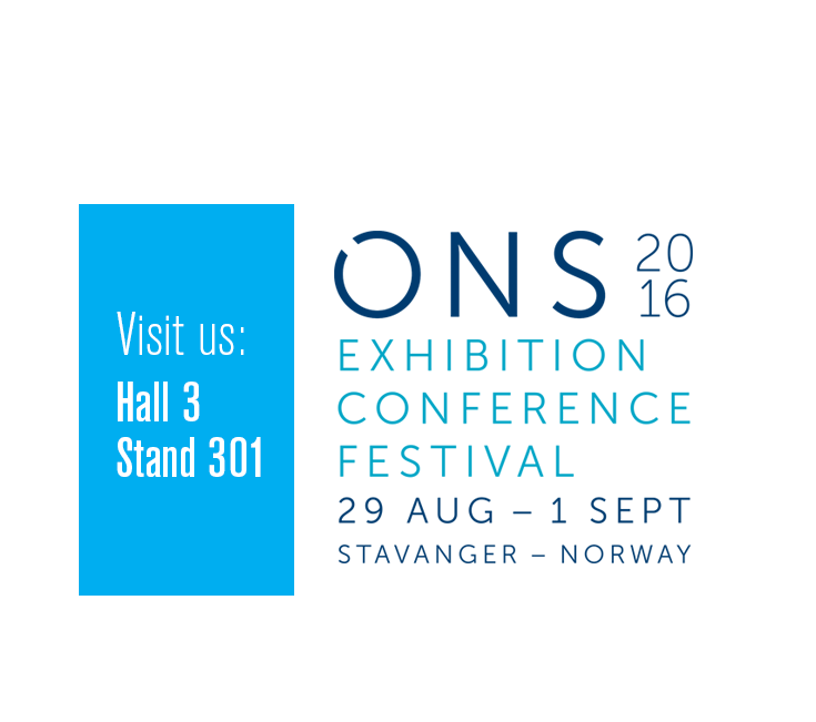 Come and meet us at ONS 2016